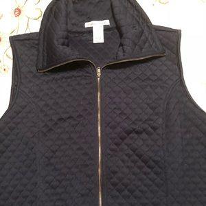 Jackets & Blazers - Navy vest
